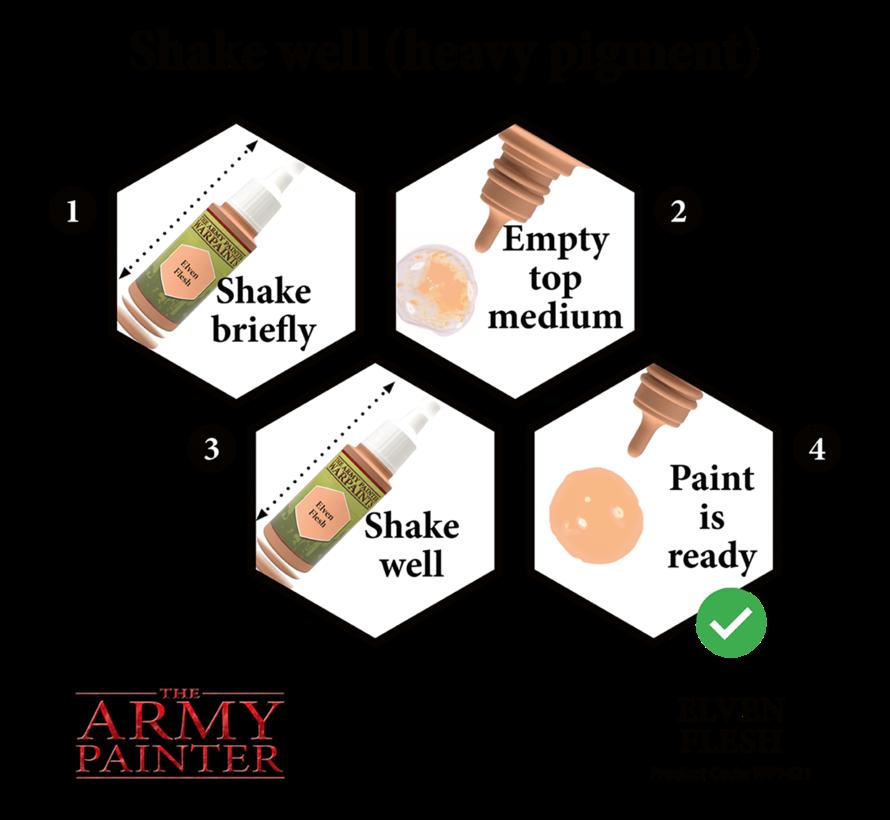 The Army Painter Elven Flesh - Warpaint - 18ml - WP1421