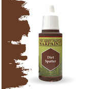 The Army Painter Dirt Spatter - Warpaint - 18ml - WP1416