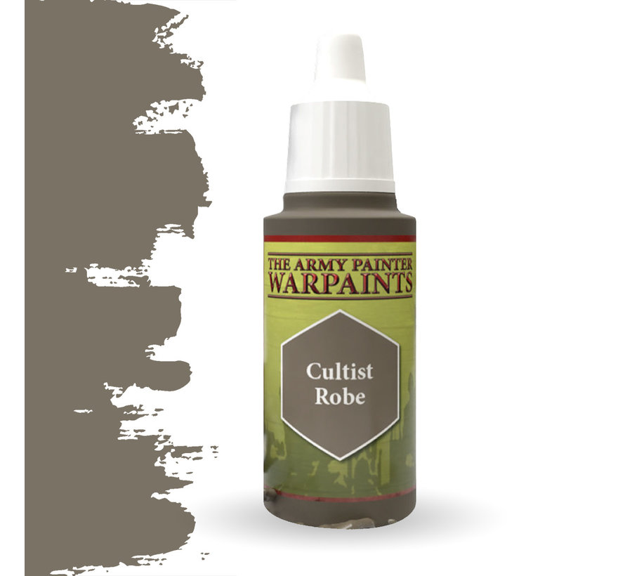 The Army Painter Cultist Robe - Warpaint - 18ml - WP1414