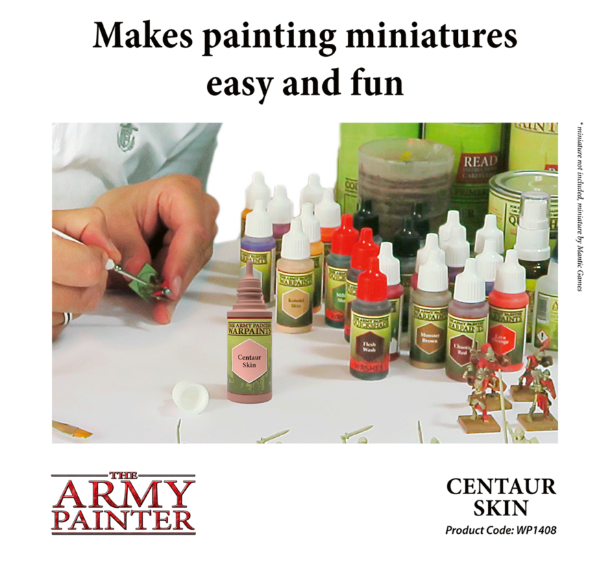 The Army Painter Centaur Skin - Warpaint - 18ml - WP1408
