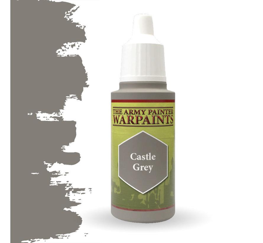 The Army Painter Castle Grey - Warpaint - 18ml - WP1407