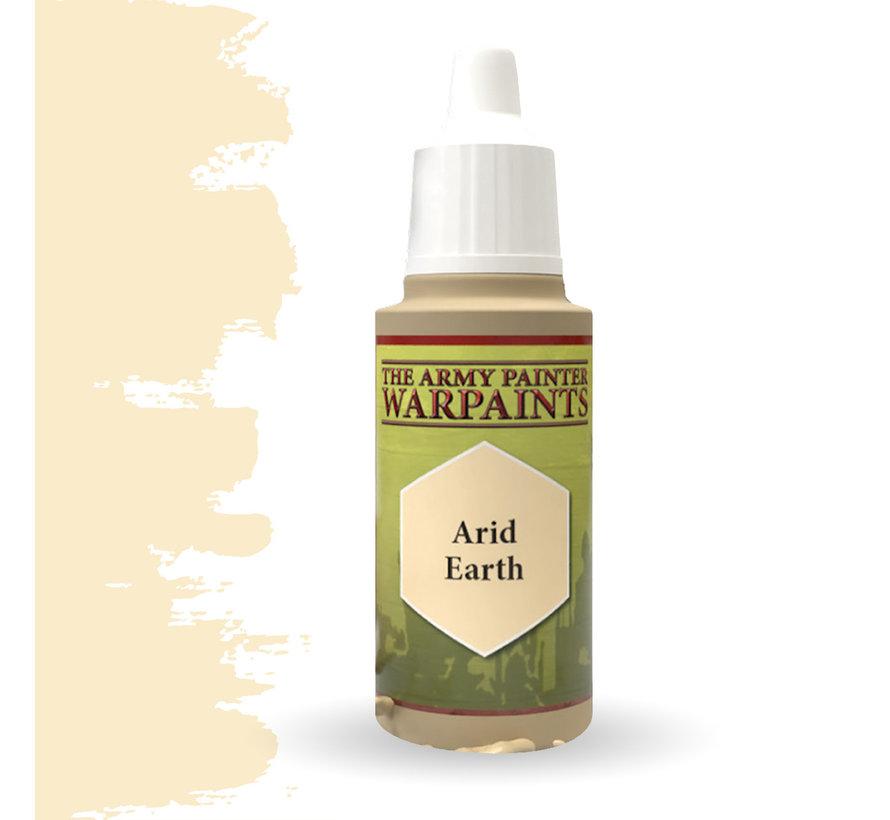 The Army Painter Arid Earth - Warpaint - 18ml - WP1402