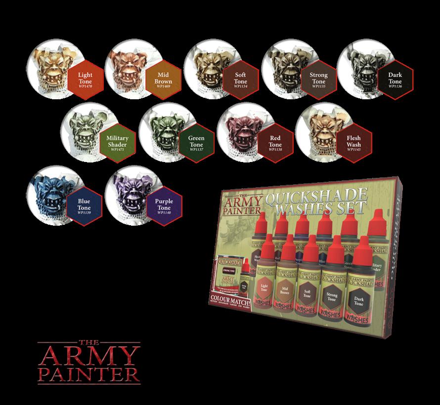 The Army Painter Flesh Wash - Warpaint - 18ml - WP1143