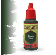 The Army Painter QS Green Tone Ink - Warpaint - 18ml - WP1137