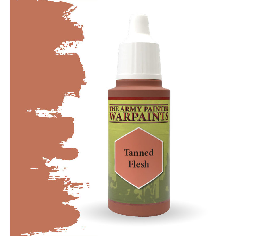 The Army Painter Tanned Flesh - Warpaint - 18ml - WP1127