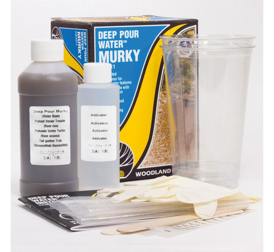 Woodland Scenics Murky Deep Pour Water - 354 ml - CW4511