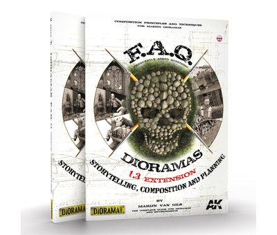AK interactive Dioramas F.A.Q. - English - 562pag - AK-8000