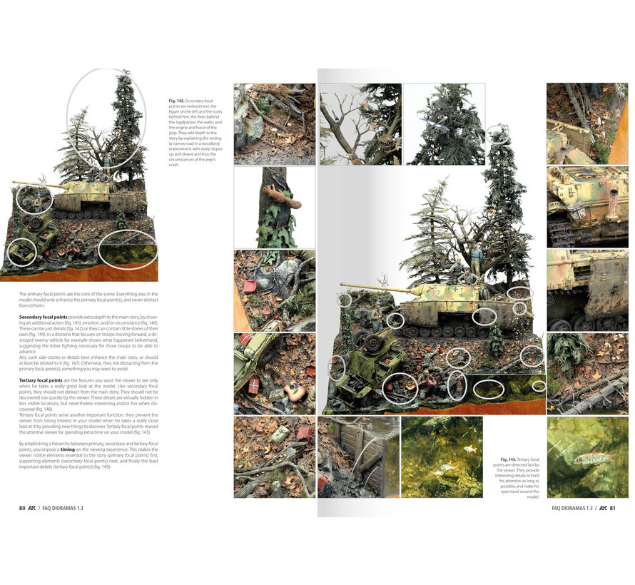 AK interactieve Dioramas F.A.Q. 1.3 Extension – Storytelling, Composition & Planning - Engels - 240pag - AK8150