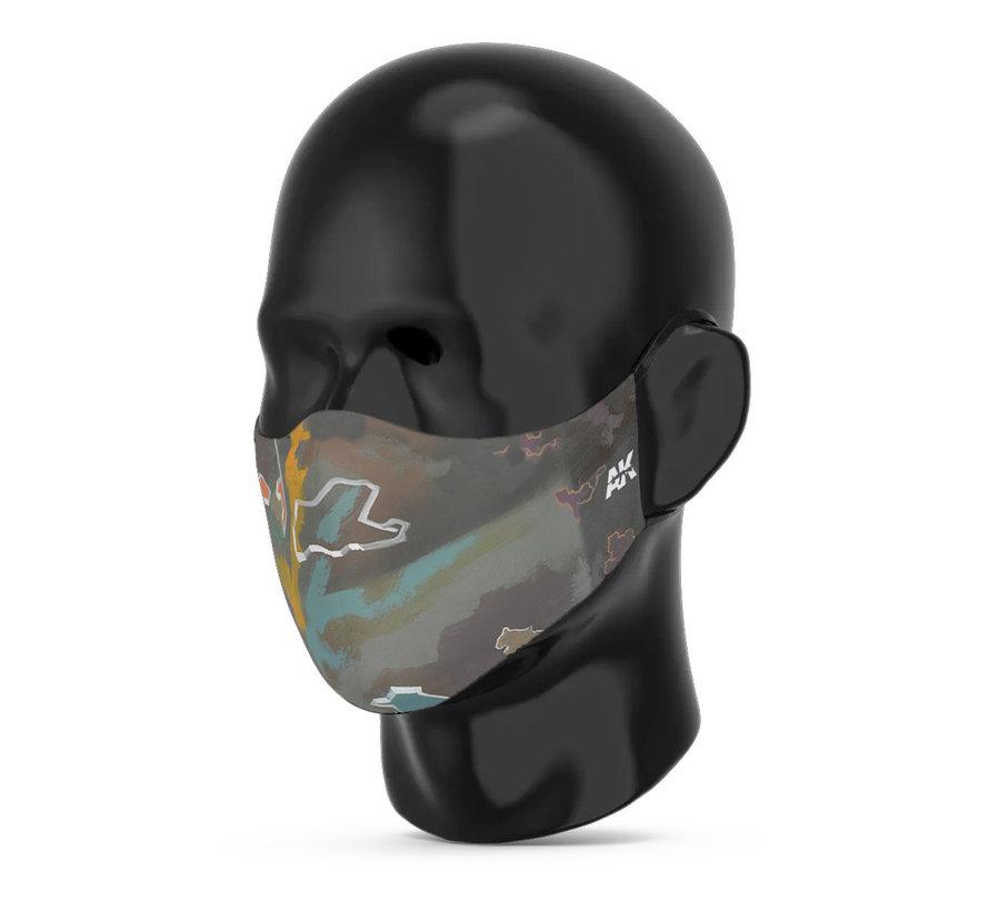 AK interactive Urban Camouflage Mondmasker 1 - AK9096