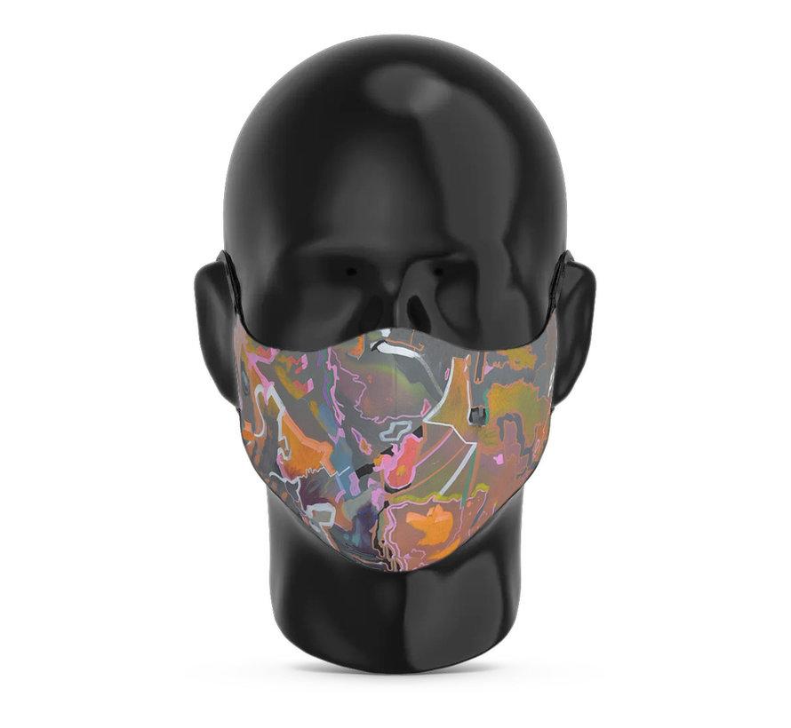 AK interactive Urban Camouflage Mondmasker 2 - AK9097