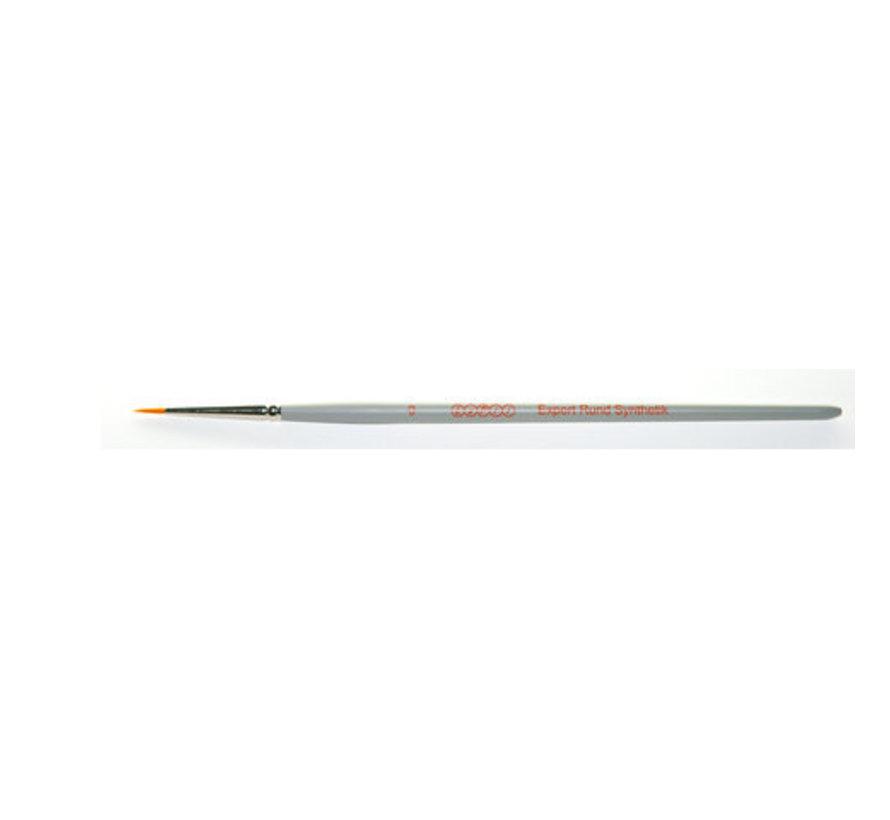 LuPri Expert 0 Synthetisch Penseel Rond - LUP71000