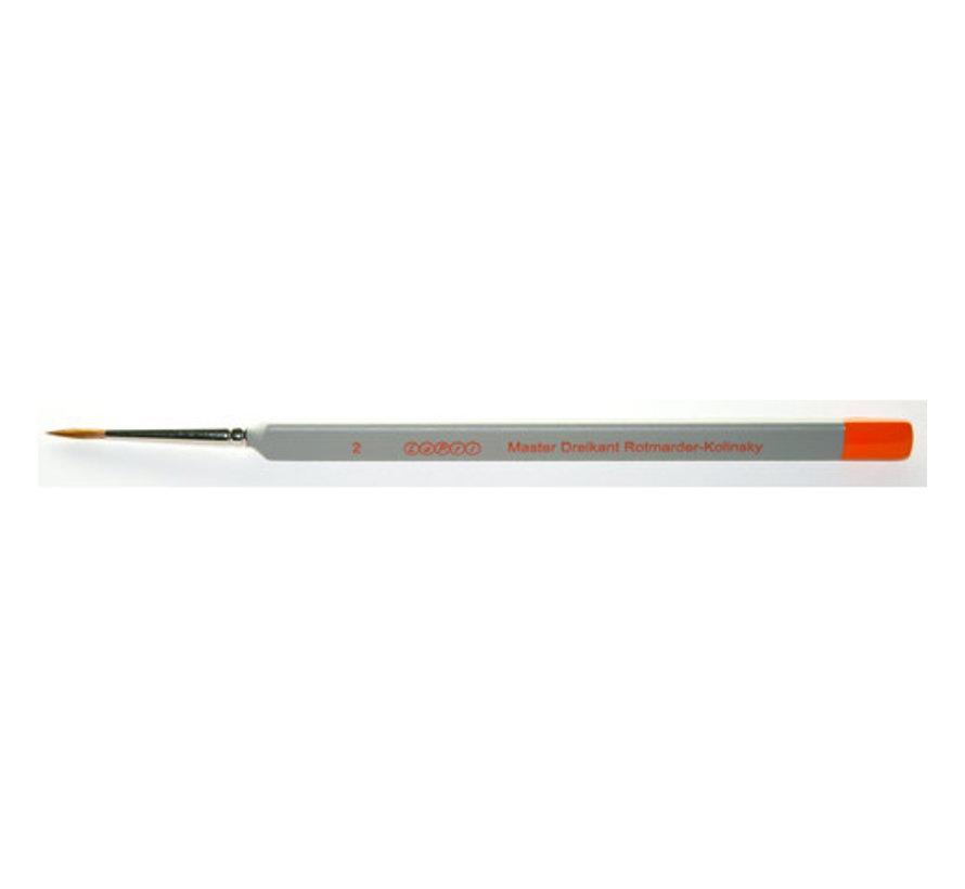 LuPri Master 2 Kolinsky Sable Penseel - LUP71022