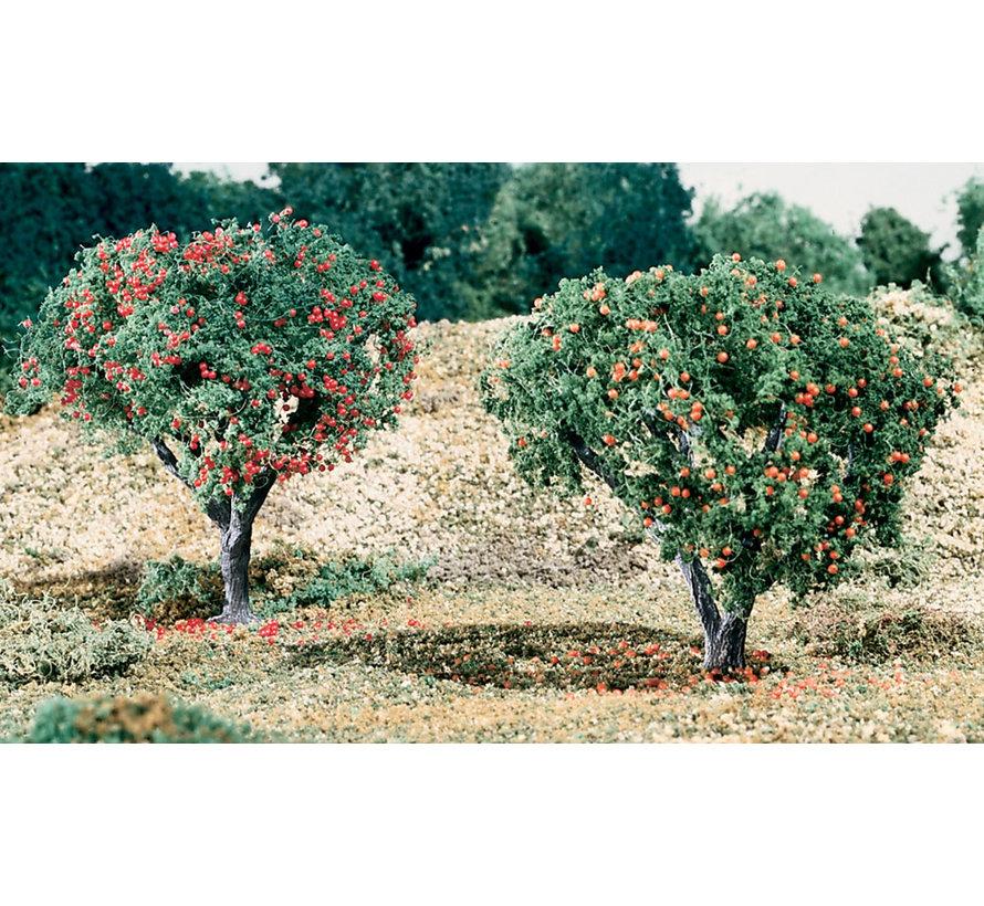 Woodland Scenics Fruit Appels & Sinaasappelen - T47