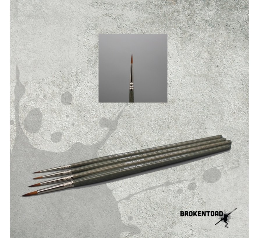Brokentoad MK3 Fugazi Series 0 brushl - BT-MSB016