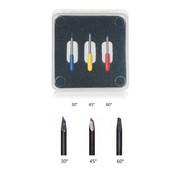 DSPIAE Spare Blades - 3x - MT-CB