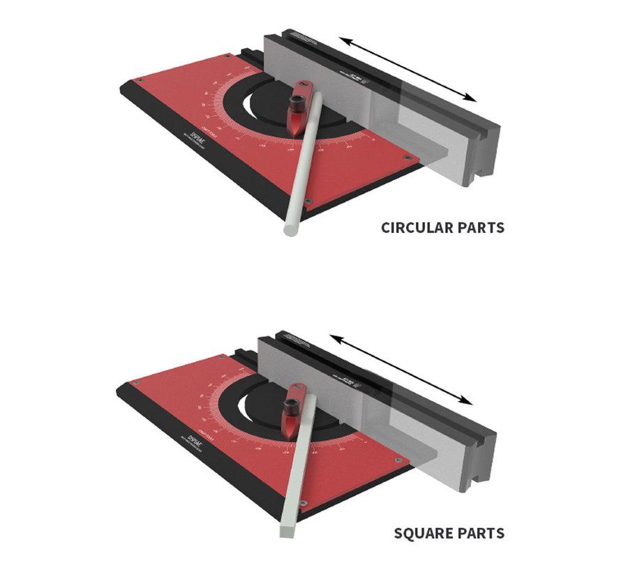 DSPIAE Multi-Angle Sanding Slider - AT-MA