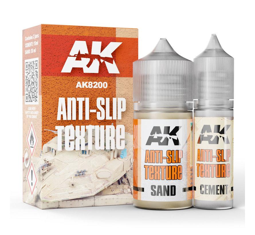 AK interactive Anti-Slip Texture - 45ml - AK8200