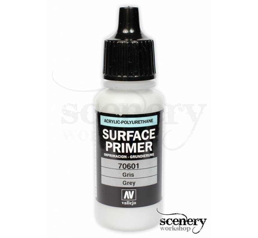Surface Primer Grey - 17ml - 70601