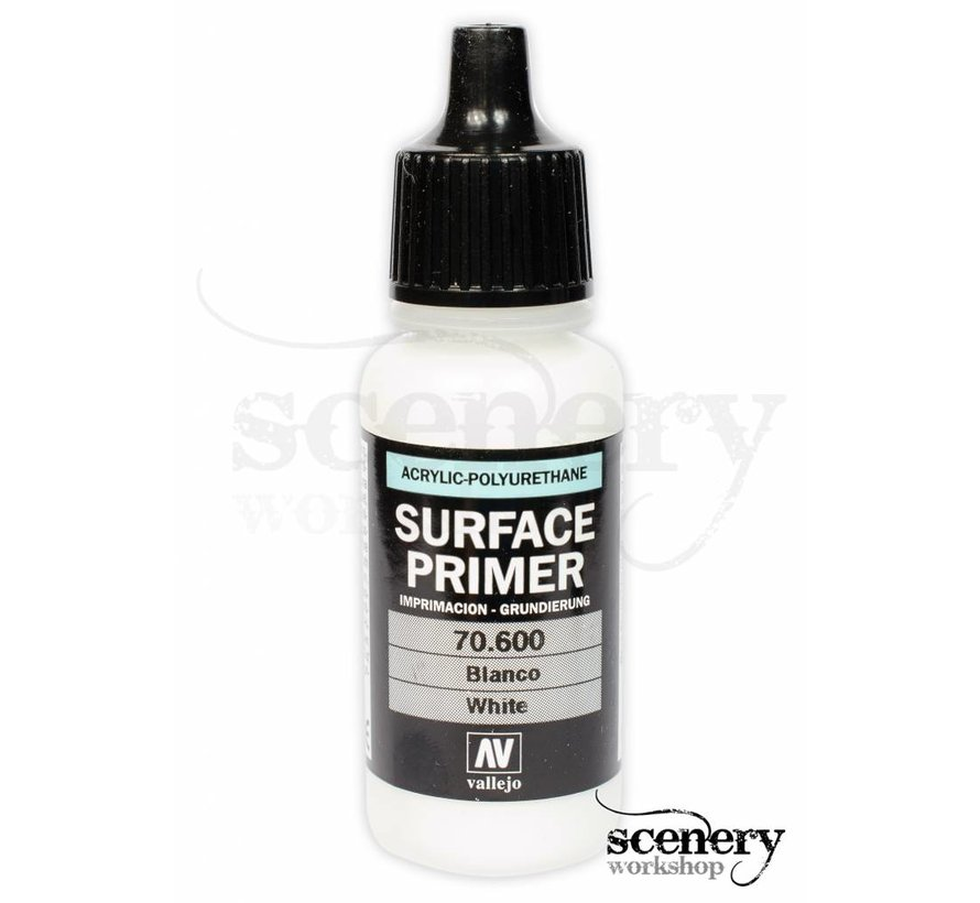 Surface Primer White - 17ml - 70600