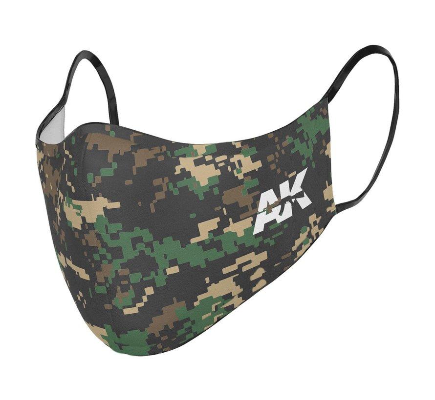 AK interactive Classic Camouflage Mondmasker 3 - AK9158