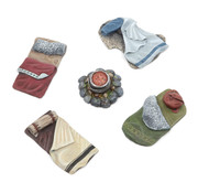 Tabletop-Art Adventurer Camp Set 1 - 5x - TTA601105