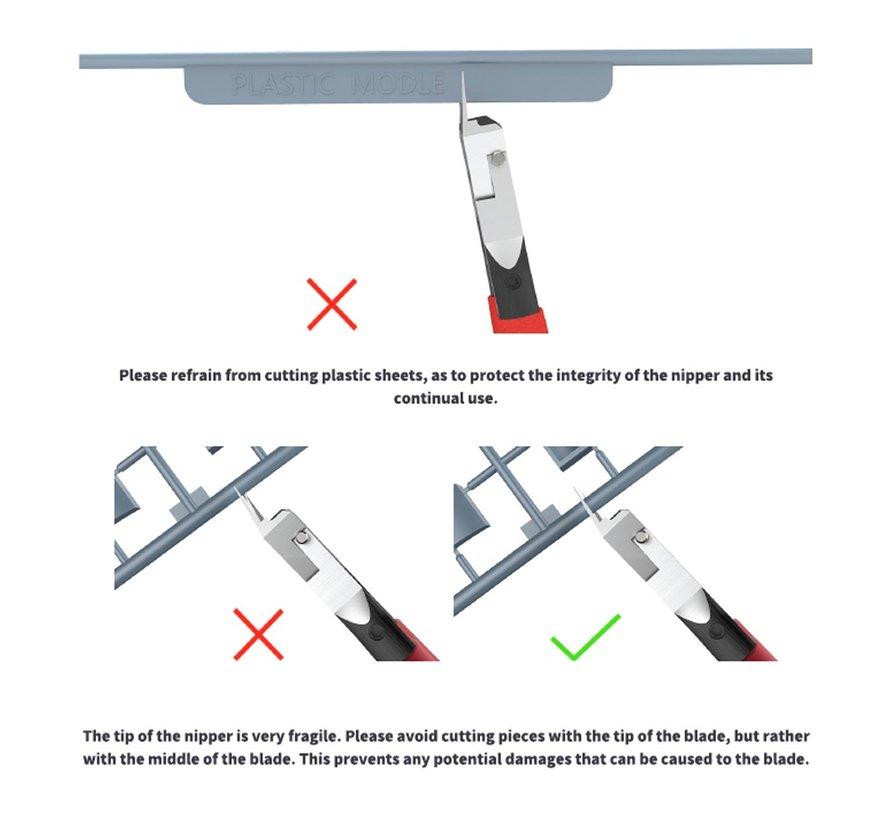 DSPIAE Single Blade Nipper 3.0 - ST-A
