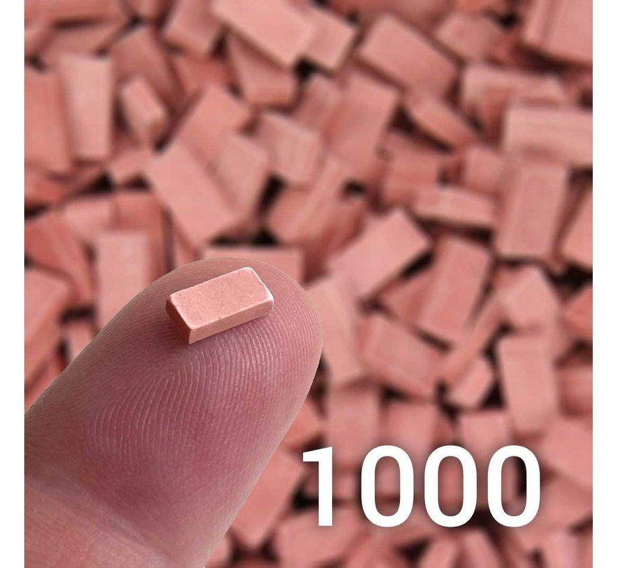 Juweela Rood donker baksteen 1:35 - 1000x - 23029
