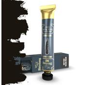Abteilung 502 Smoke Black High Quality Dense Acrylics Colors - 20ml - ABT1103