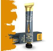 Abteilung 502 Yellow Ochre High Quality Dense Acrylics Colors - 20ml - ABT1110