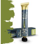 Abteilung 502 Light Green High Quality Dense Acrylics Colors - 20ml - ABT1138