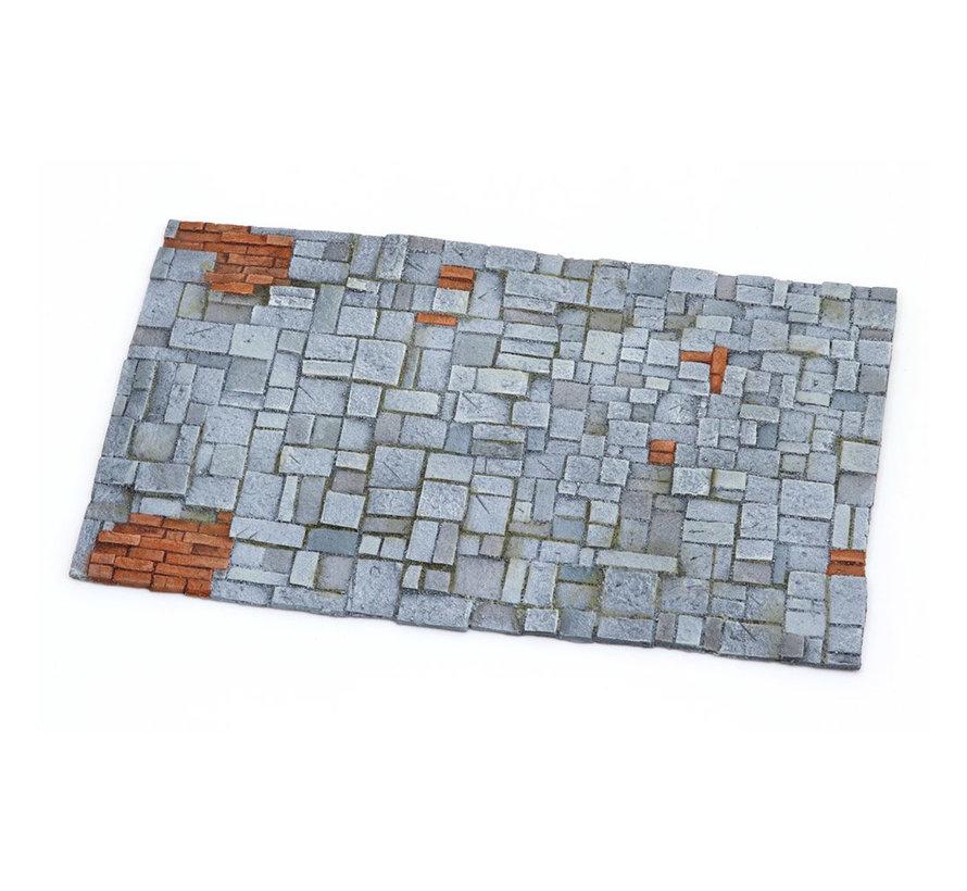 Tabletop-Art Stone Pavement Baseplate - 1x - TTA800030