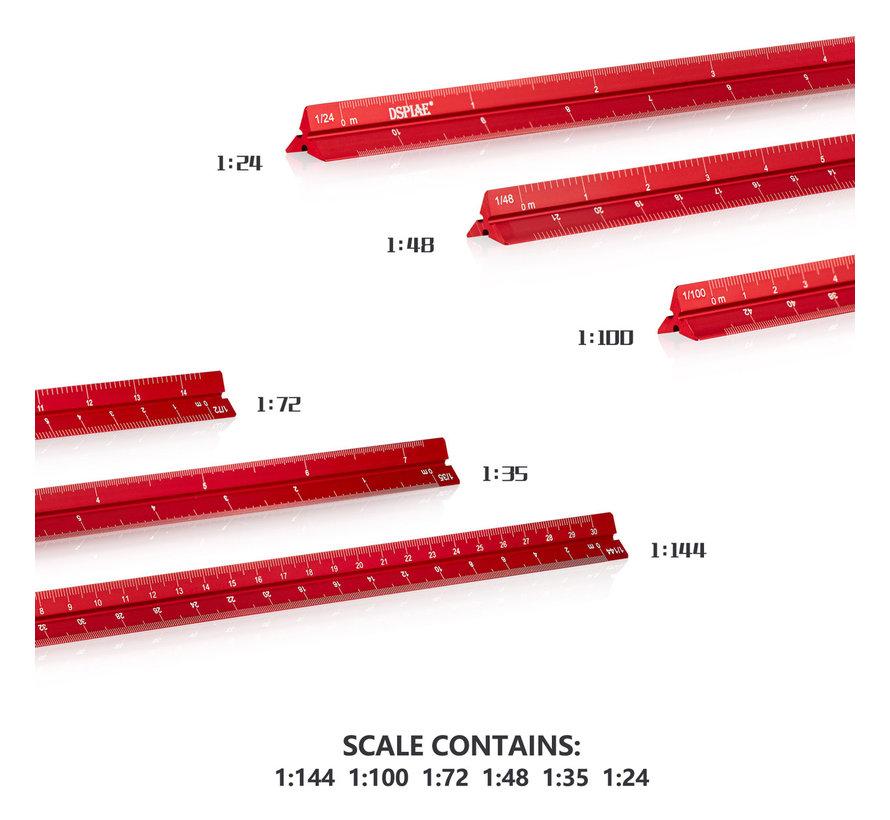 DSPIAE Aluminium Alloy Scale - AT-AS