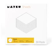 Mayku Form Sheets - 30x