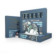 Abteilung 502 Intense Cold Colors Set - 6 kleuren - 20ml - ABT1162