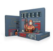 Abteilung 502 Intense Red Colors Set - 6 kleuren - 20ml - ABT1167
