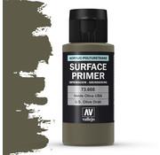 Vallejo Surface Primer US Olive Drab - 60ml - 73608