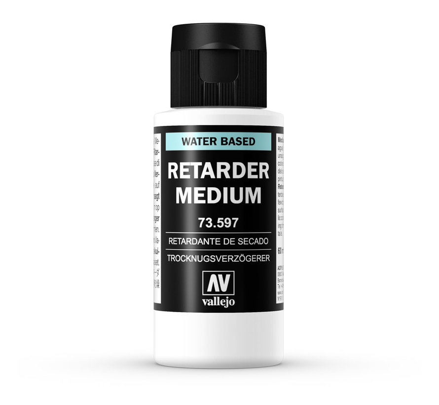 Vallejo Retarder - 60ml - 73597