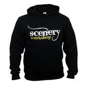 Scenery Workshop Hoodie - Zwart