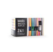 Liquitex Basics Acrylic - 24 kleuren - 22ml - 3699328