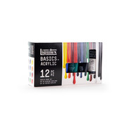 Liquitex Basics Acrylic - 12 kleuren - 22ml - 3699353