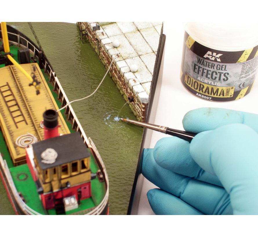 Water Gel Effects - Diorama Series - 100ml - AK-8007