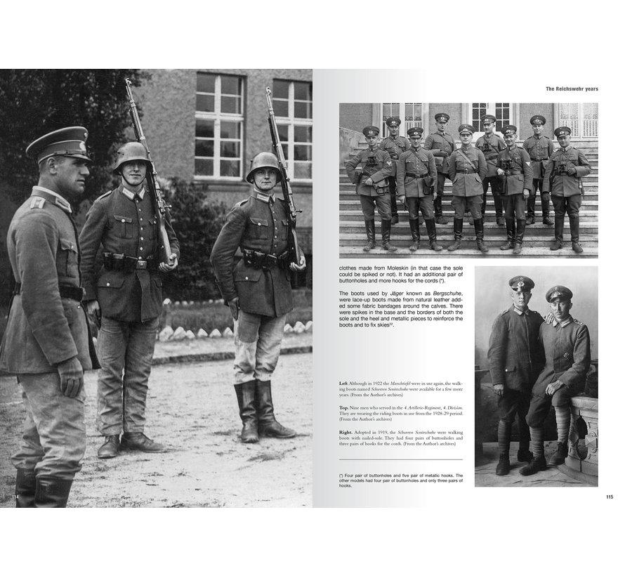 Abteilung 502 Deutsche Uniformen 1935-1945 Volume 2 - Engels - 256pag - ABT738