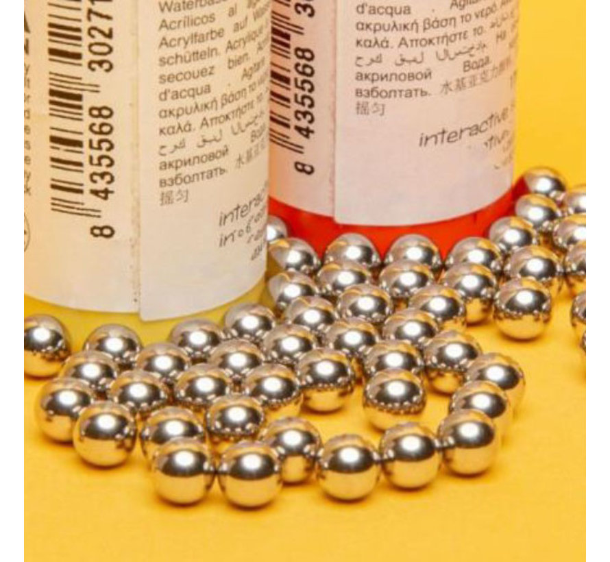 Model Craft Paint Mixing Balls - 5,5mm - 100x - PBB1100