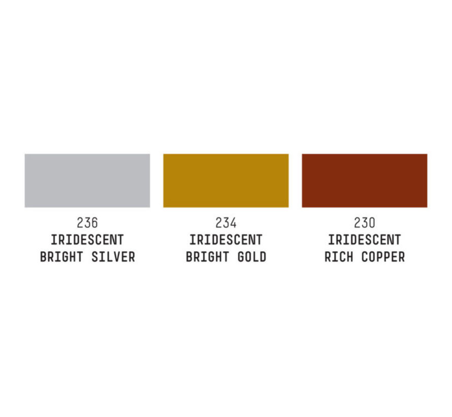 Liquitex Professional Acryl Ink! Irisdescent Set - 3 kleuren - 30ml - 3699237
