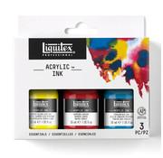 Liquitex Professional Acryl Ink! Essentials Set - 3 kleuren - 30ml - 3699238