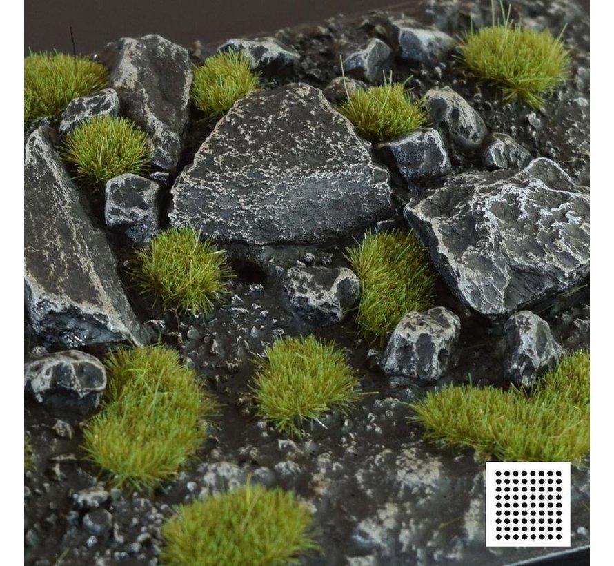 Gamers Grass Dry Green Small Tuft 2mm - GG2-DGs
