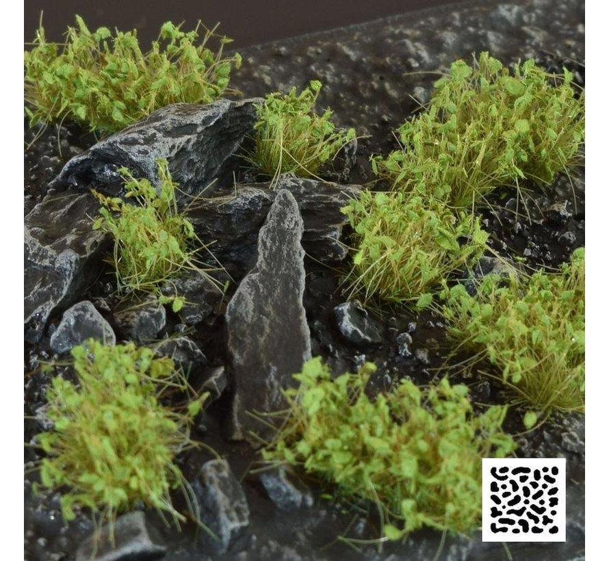 Gamers Grass Dark Green Shrubs Wild Tuft 6mm - GGS-DG