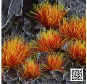 Gamers Grass Alien Fire Tuft Wild Tuft 6mm - GGA-FT