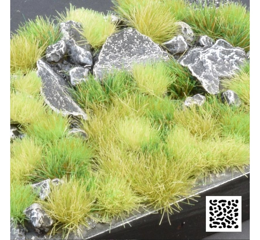 Gamers Grass Green Meadow Set Wild Tuft - GGSET-GM