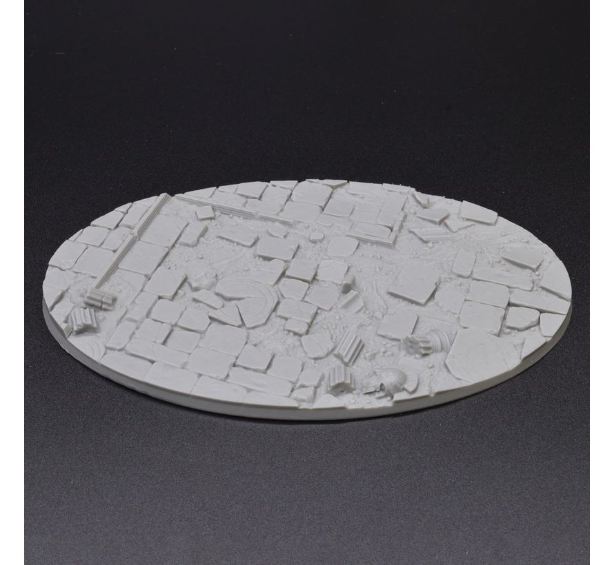 Gamers Grass Temple Resin Bases Oval 170mm - 1x - GGRB-TO170